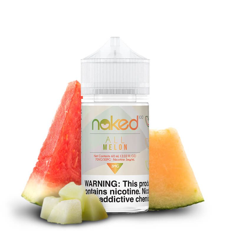 Naked All Melon